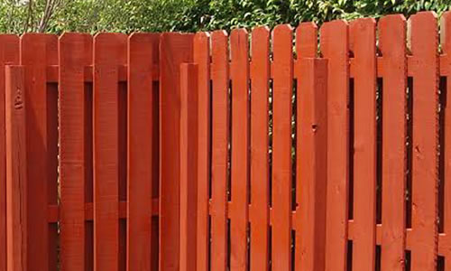 Fence Painting in Oak Park IL Fence Services in Oak Park IL Exterior Painting in Oak Park IL